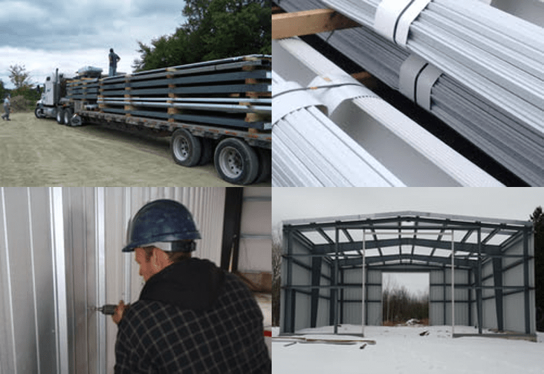Advantages of Steel Buildings Ease of Assembly