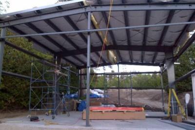 Advantages of Steel Buildings Fast Construction