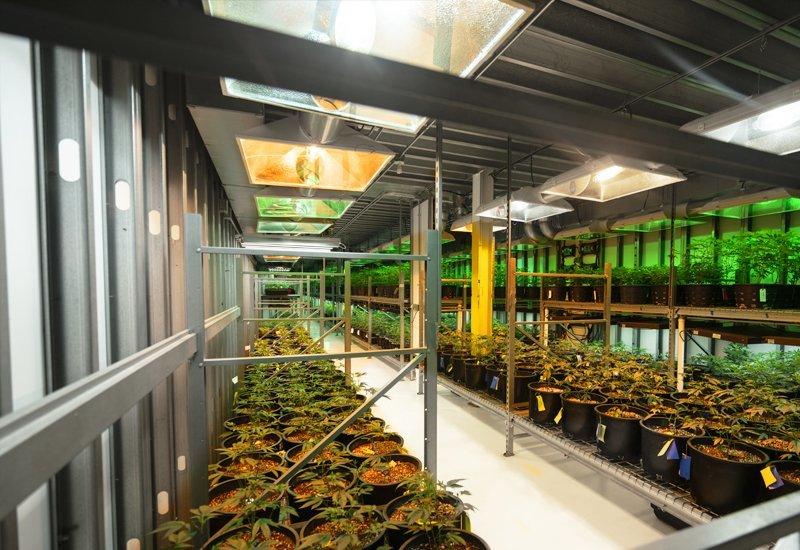 Agricultural pre-engineered steel buildings