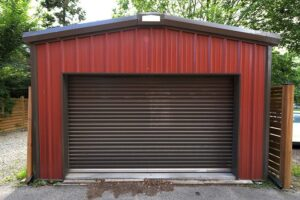 Pre-Engineered Metal Garages - Steel Building Kit - 11