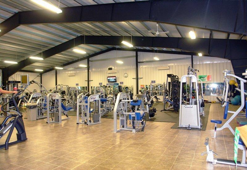 community facilities pre-engineered steel buildings