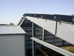 Flexible Expansion steel building