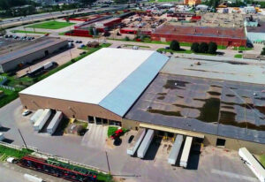 Warehouse Building from Norsteel